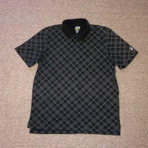 Izod golf polo shirt. Men's size large.